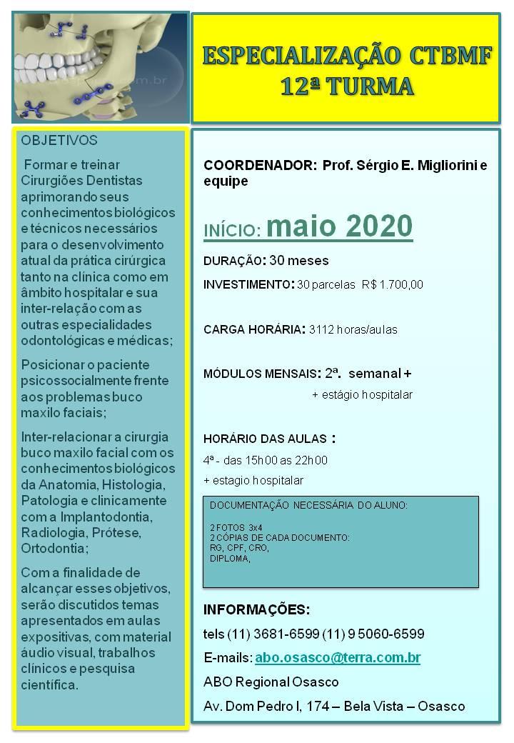 FOLDER CIRURGIA CTBMF 2020 Sérgio